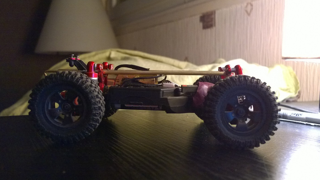 Mini Trophy Truck 1/24 1